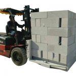 Хидраулични виklушкари од бетонски тули / стегач за подигнување на блок