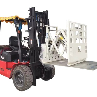 Forklift Pusher Attachment, Forklift Push Pull Attachment