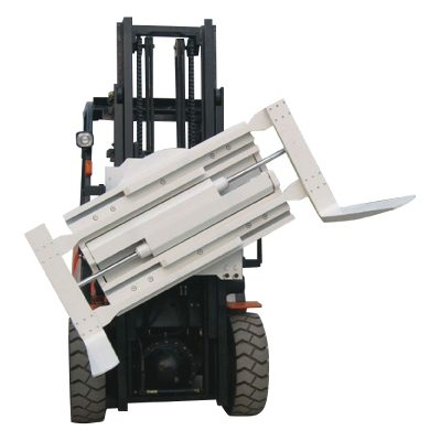 Снабдувач во Кина 3 тони Ви Forушкасти стеги за камиони што се вртат на стегачи од вилушка
