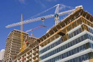 Градежна индустрија