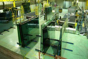 Индустрија за стакло