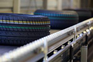 Индустрија за гуми