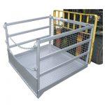 WP-GC18 Forklift добар додаток за кафез