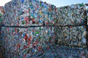 Пакување на отпад